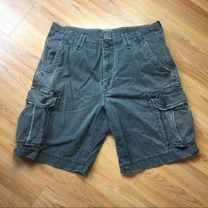 American Eagle Men's Cargo Shorts Size 36